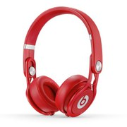 Beats by Dr. Dre: Mixr On-Ear Headphones - Red