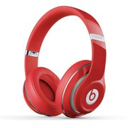 Beats by Dr. Dre: Studio Over-Ear Headphones - Red