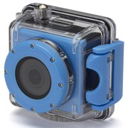 Kitvision Splash 1080p Action Camera - Blue