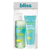 bliss Lemon and Sage Bath Duo (Worth £38.50)