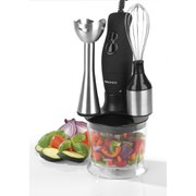 Salter Hand-Held Blender Set - Black