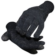 DeFeet Dura Etouch Gloves - Charcoal Grey