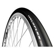 Veloflex Carbon Tubular Road Tyre Twin Pack - Black 23mm