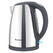 Breville VKJ607 Polished Stainless Steel Jug Kettle - Stainless Steel