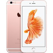 Apple iPhone 6s Plus 128GB Sim Free Smartphone - Rose Gold