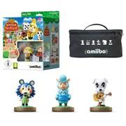 Animal Crossing: amiibo Festival amiibo Pack (K.K. Slider + Cyrus + Mabel)