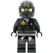 LEGO Ninjago: Jungle Cole Clock