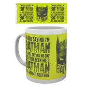 DC Comics Batman Comic I'm Not Saying - Mug