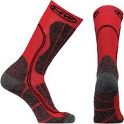 Northwave Husky Ceramic Tech High Socks - Red/Black