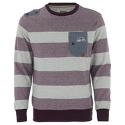 Smith & Jones Men's Casek Striped Sweatshirt - Wintetasting