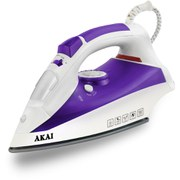 Akai A22001 2800W Ceramic Steam Iron - White