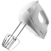 Elgento E12001 Hand Mixer - White - 125W