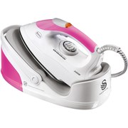 Swan SI9021N Automatic Steam Generator Iron - White/Pink
