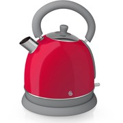 Swan SK261020RN 1.8 Litre Dome Kettle - Red