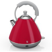 Swan SK261030RN 2 Litre Pyramid Kettle - Red
