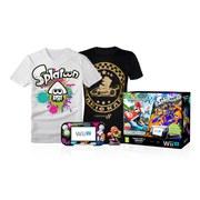 Wii U Premium Mario Kart 8 + Splatoon amiibo Pack