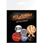 DC Comics The Flash Mix - Badge Pack