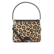 Marc by Marc Jacobs Women's Ligero Leopard Shoulder Bag - Leopard