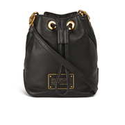 Marc by Marc Jacobs Women's Too Hot To Handle Drawstring Bag - Black