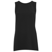 Theory Women's Parieom Top - Black