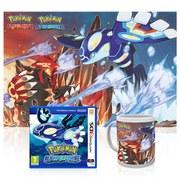 Pokémon Alpha Sapphire+Poster & Mug Pack