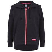 adidas Women's Stella Sport Gym Full Zip Hoody - Black