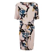 Selected Femme Women's Tara Short Sleeve Dress - Shadow Grey