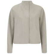 Selected Femme Women's Elga Coat - Silver Lining