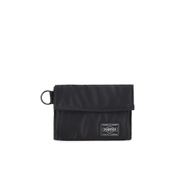 Porter-Yoshida Men's Tanker Wallet - Black