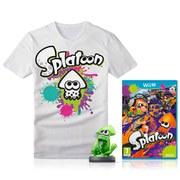 Splatoon + Inkling Squid amiibo Pack