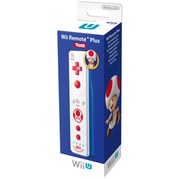 Wii Remote Plus Toad