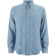 Polo Ralph Lauren Men's Chambray Shirt - Blue