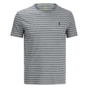 Polo Ralph Lauren Men's Short Sleeve Crew Neck T-Shirt - Boulder Grey