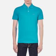 BOSS Green Men's C-Firenze-Logo Polo Shirt - Blue