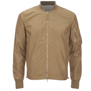 Universal Works Men's MA1 Idra Nylon Jacket - Camel