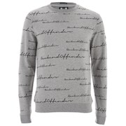 Weekend Offender Men's Dinara Sweatshirt - Grey Marl