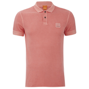 BOSS Orange Men's Pascha Polo Shirt - Peach
