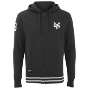 Zoo York Men's Chadder Zip Through Hoody - Anthracite