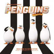 Penguins of Madagascar - The Original Soundtrack OST (1LP) - Limited Edition Coloured Vinyl