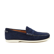 Polo Ralph Lauren Men's Bjorn Suede Loafers - Newport Navy