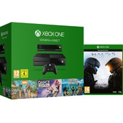 Xbox One Holiday Value Bundle - Includes Halo 5: Guardians