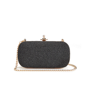 Vivienne Westwood Women's Angel Clutch Bag - Black