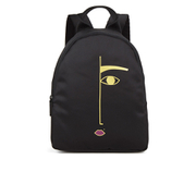 Lulu Guinness Women's Dora Backpack - Black