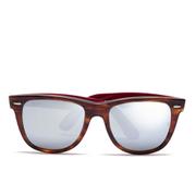 Ray-Ban Original Wayfarer Sunglasses - Striped Havana
