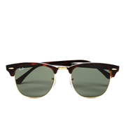 Ray-Ban Clubmaster Sunglasses 49mm - Mock Tortoise/Arista