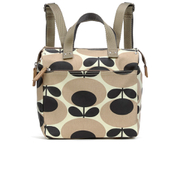 Orla Kiely Women's Stem Small Backpack - Nude