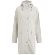 Ilse Jacobsen Women's Patch Pocket Raincoat - Milk Crème