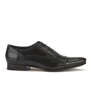 Ted Baker Men's Rogrr 2 Leather Toe-Cap Oxford Shoes - Black