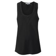 Helmut Lang Women's Silk Tank Top - Black