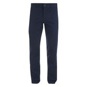 Oliver Spencer Men's Worker Trousers - Cheviot Navy